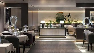 Ritz-Carlton Yacht Collection Dining Room