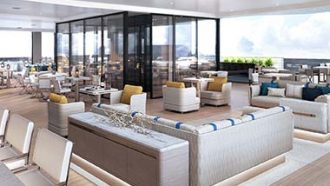 Ritz-Carlton Yacht Collection Marina Lounge